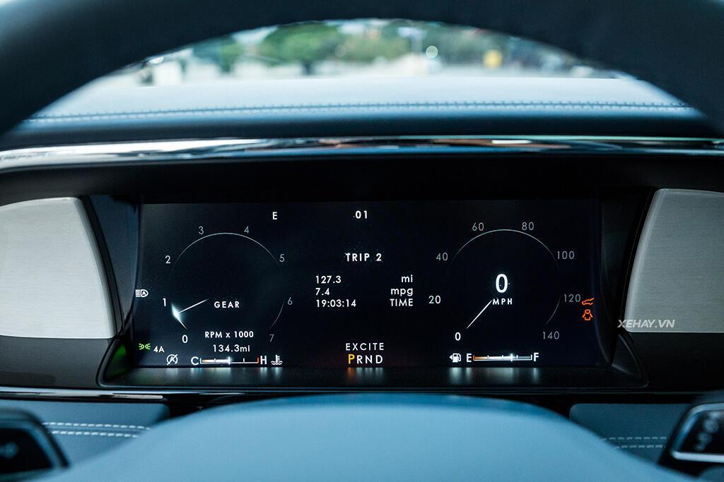 Lincoln Navigator Black Label 2019 - Xe sang đậm chất Mỹ - Hình 29