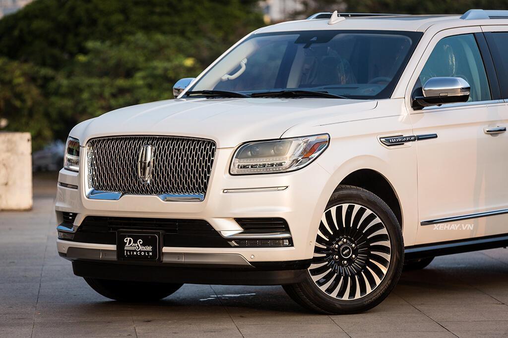 Lincoln Navigator Black Label 2019 - Xe sang đậm chất Mỹ - Hình 32