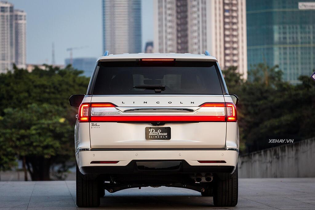 Lincoln Navigator Black Label 2019 - Xe sang đậm chất Mỹ - Hình 33