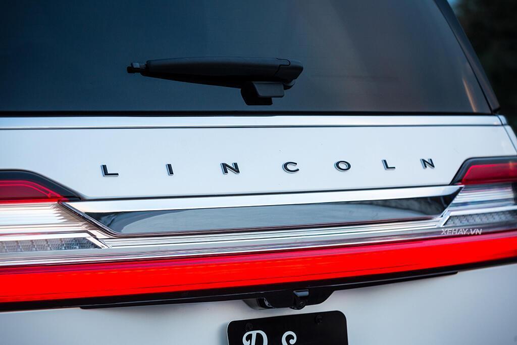 Lincoln Navigator Black Label 2019 - Xe sang đậm chất Mỹ - Hình 5