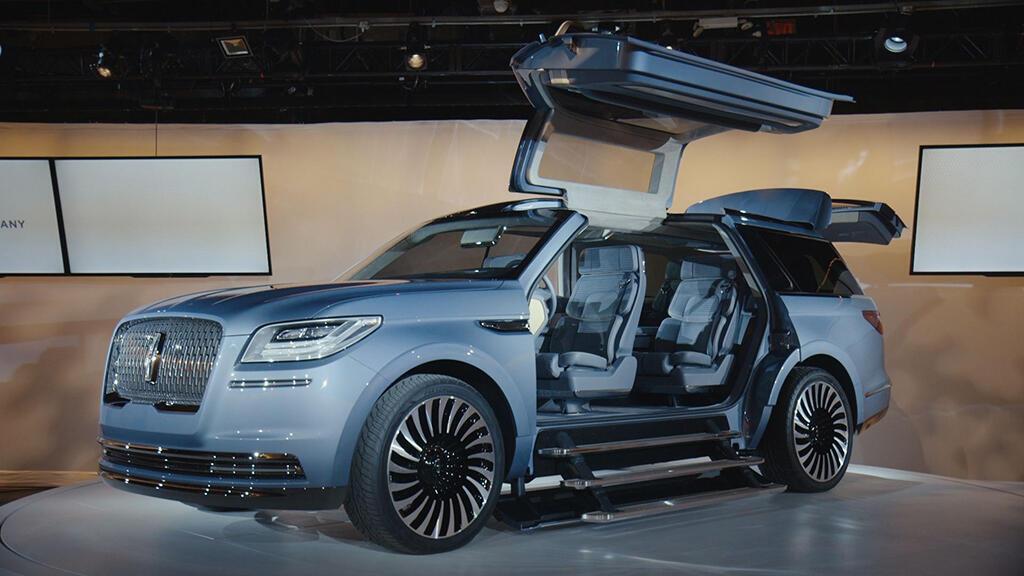 Lincoln Navigator Black Label 2019 - Xe sang đậm chất Mỹ - Hình 6