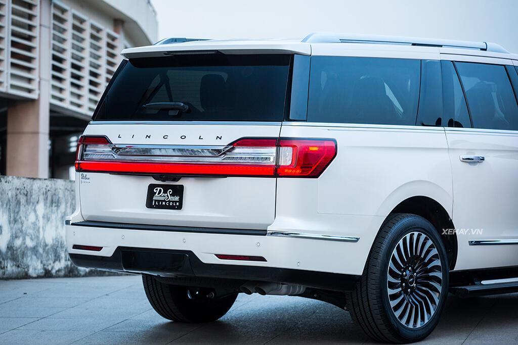 Lincoln Navigator Black Label 2019 - Xe sang đậm chất Mỹ - Hình 7