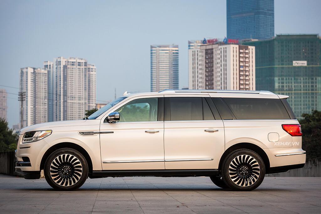Lincoln Navigator Black Label 2019 - Xe sang đậm chất Mỹ - Hình 9