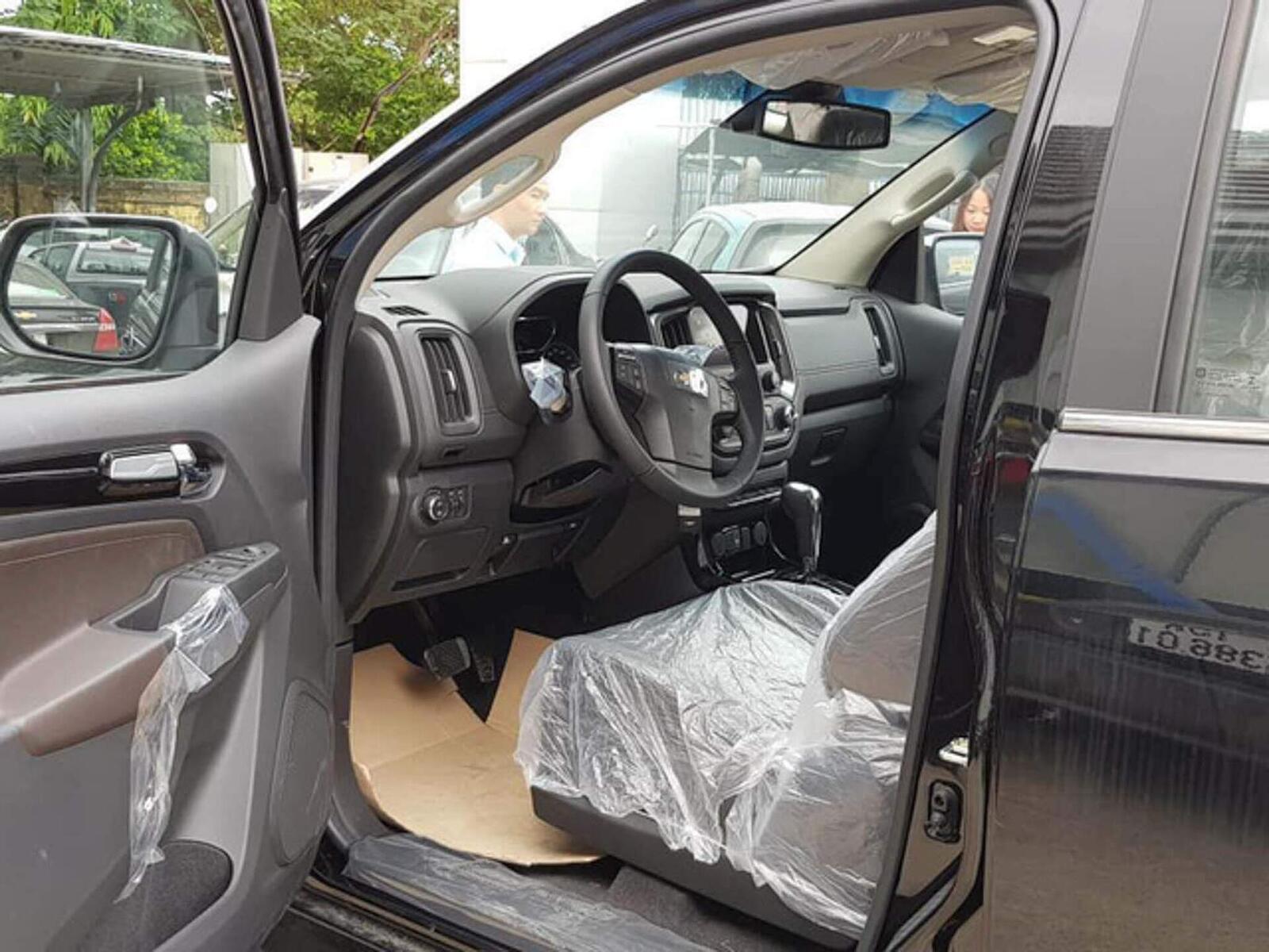Lô Chevrolet Trailblazer đầu tiên xuất hiện tại đại lý - Hình 4