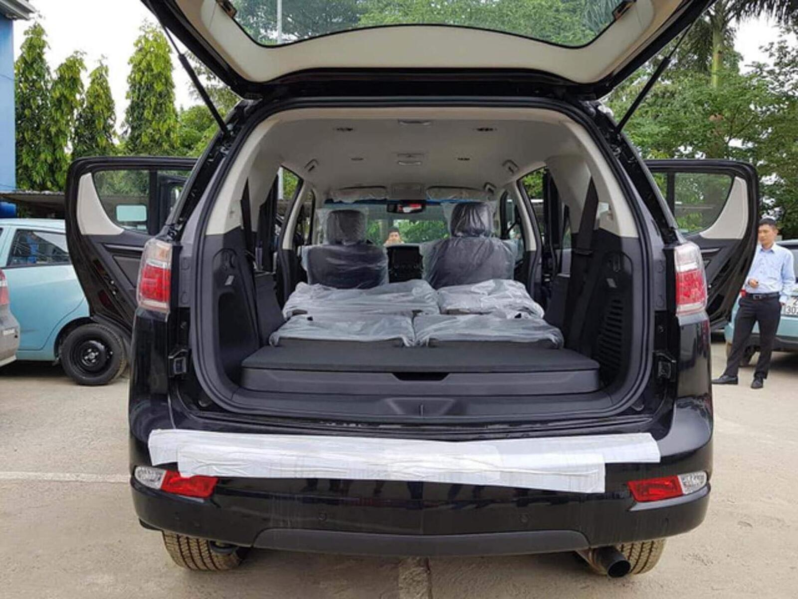 Lô Chevrolet Trailblazer đầu tiên xuất hiện tại đại lý - Hình 5