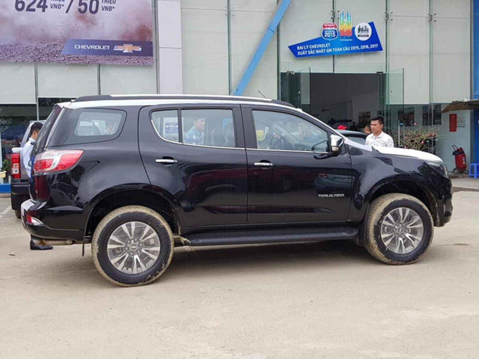 Lô Chevrolet Trailblazer đầu tiên xuất hiện tại đại lý - Hình 6