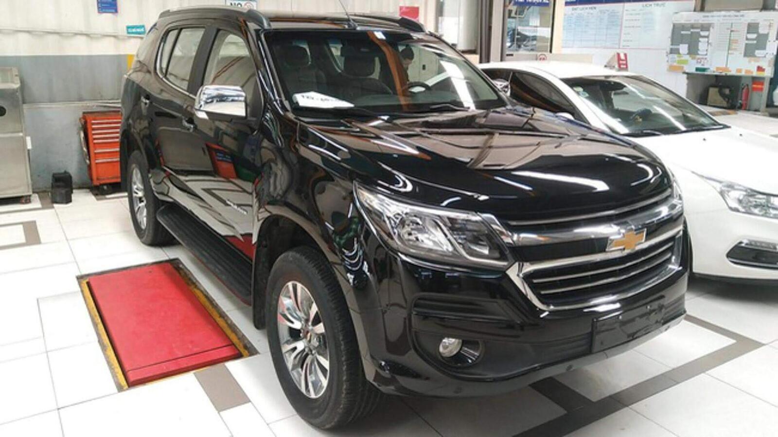 Lô Chevrolet Trailblazer đầu tiên xuất hiện tại đại lý - Hình 7