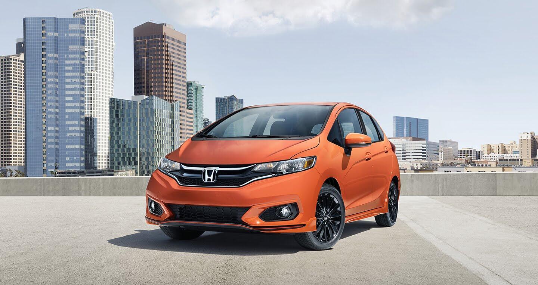 Lộ diện Honda Fit 2018 với thiết kế mới - Hình 1