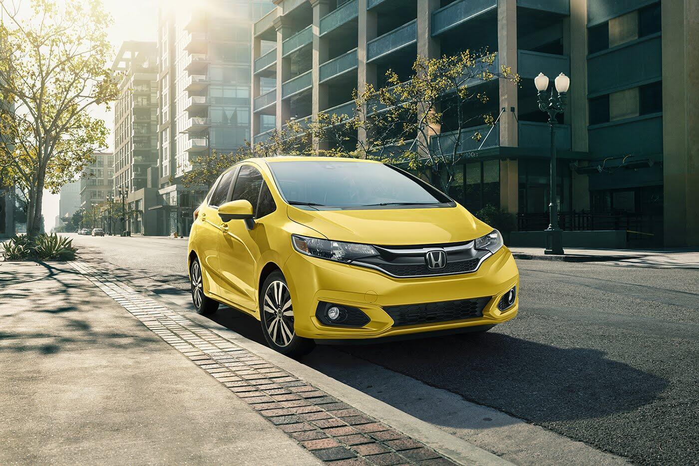 Lộ diện Honda Fit 2018 với thiết kế mới - Hình 2