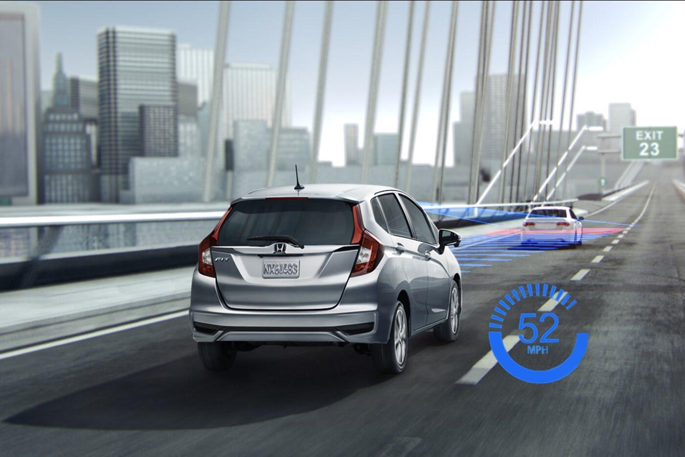 Lộ diện Honda Fit 2018 với thiết kế mới - Hình 3
