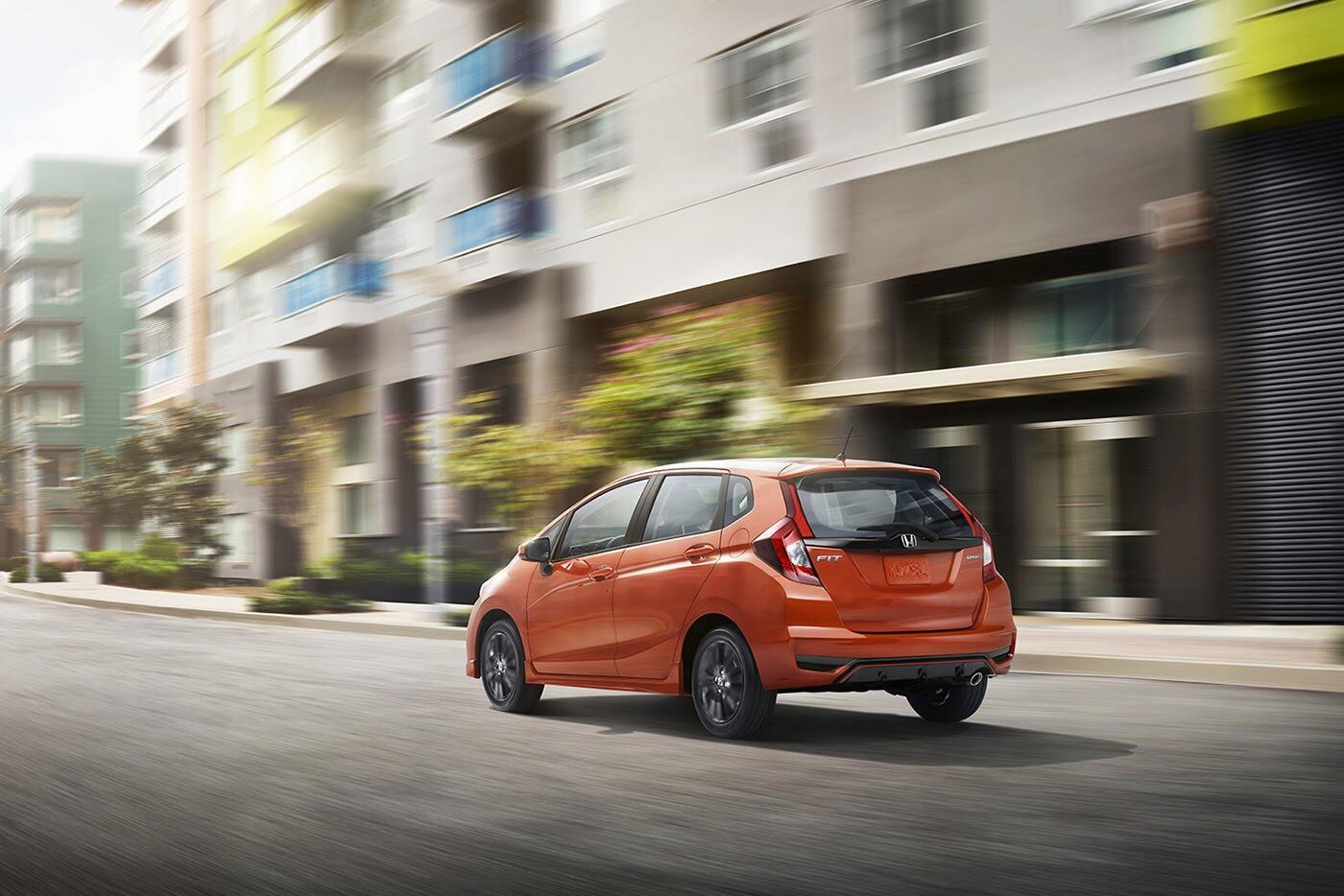 Lộ diện Honda Fit 2018 với thiết kế mới - Hình 4