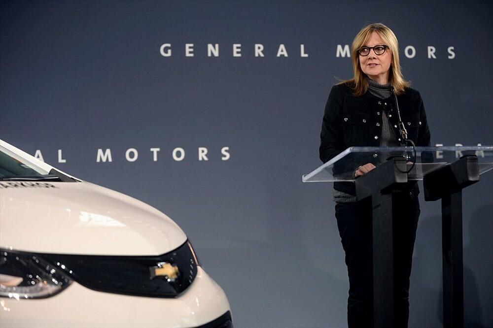 Mary Barra, Chủ tịch kiêm CEO tập đoàn General Motors.