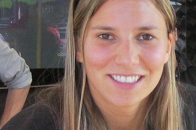 Simona de Silvestro – Nữ tay đua của đội Nissan Motorsport.