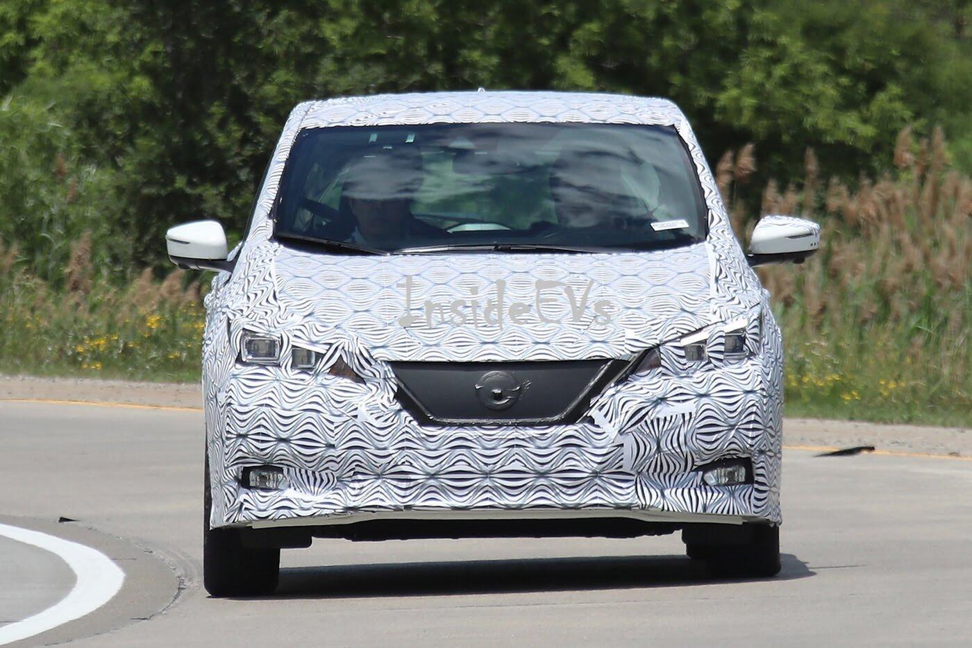 Lộ diện Nissan Leaf thế hệ mới với hệ thống tự lái - Hình 1