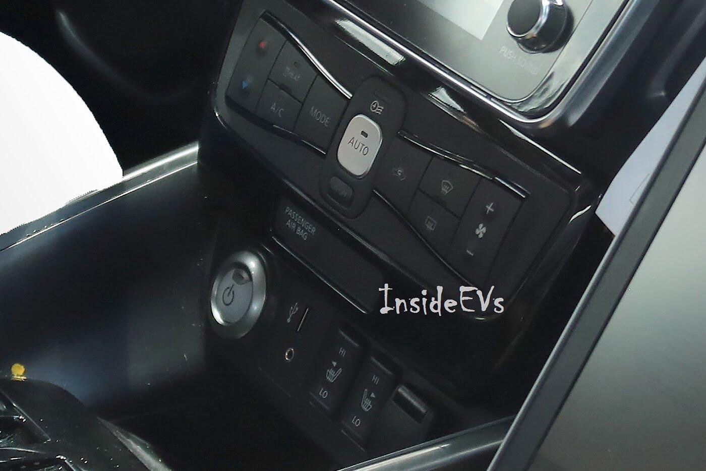 Lộ diện Nissan Leaf thế hệ mới với hệ thống tự lái - Hình 6