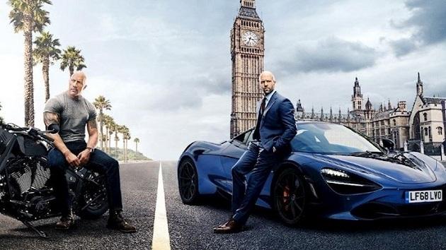 """Lộ diện siêu xe đẹp nhất trong """"Bom Tấn"""" Fast and Furious 9 - Hobbs and Shaw"""