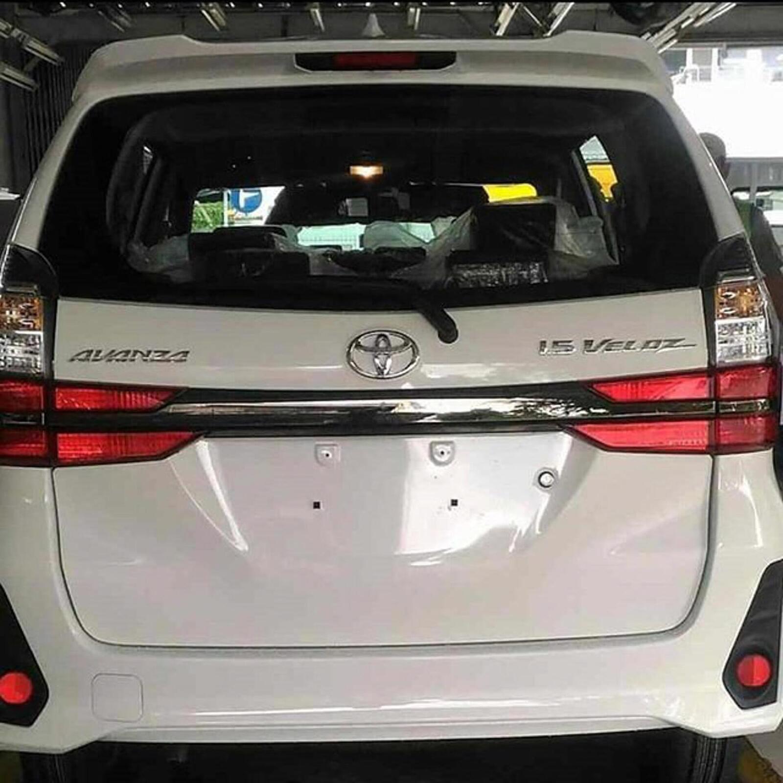 Lộ diện Toyota Avanza 2019 phiên bản nâng cấp Facelift mới với thiết kế đẹp phiên bản cũ - Hình 10