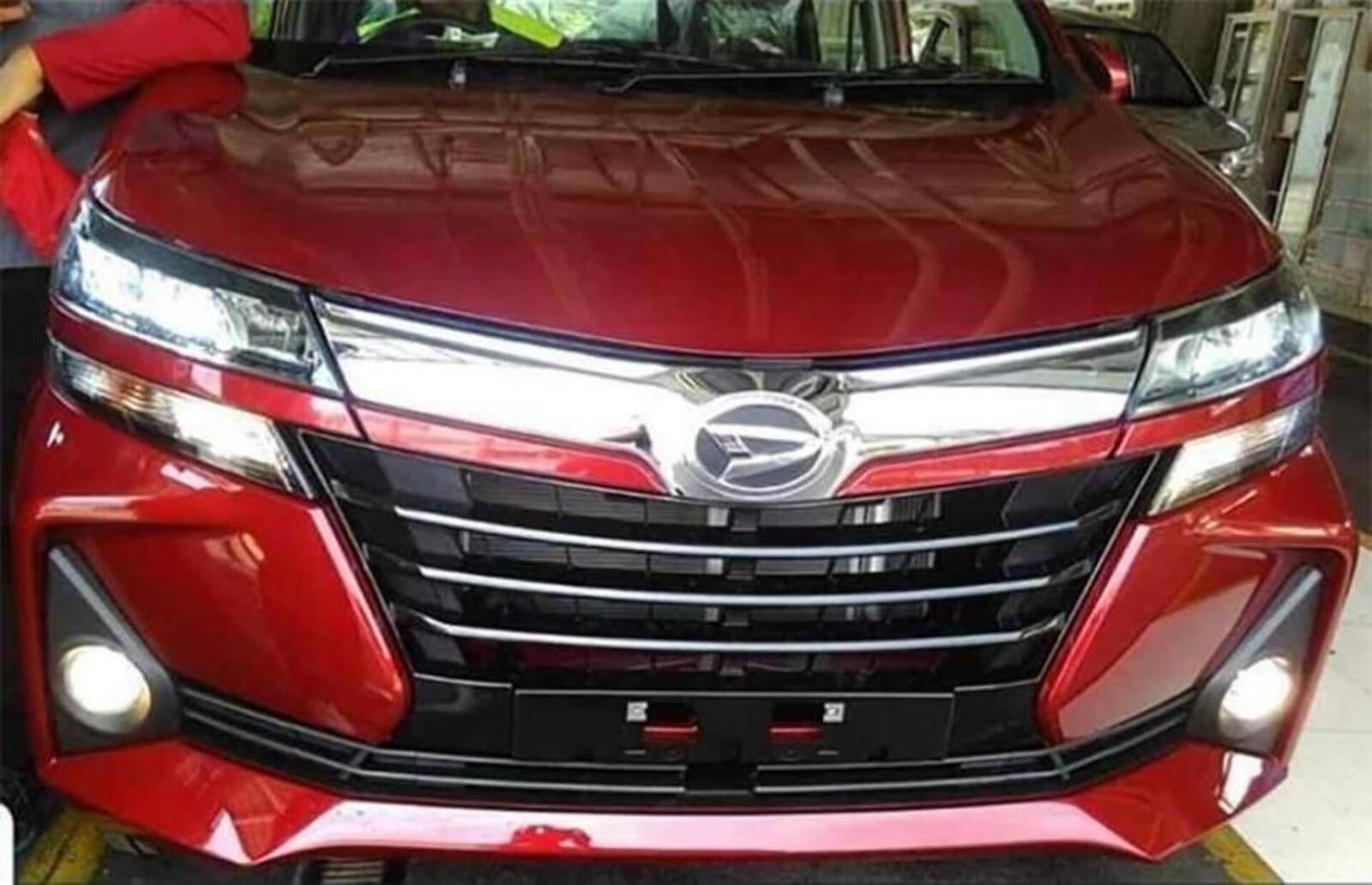 Lộ diện Toyota Avanza 2019 phiên bản nâng cấp Facelift mới với thiết kế đẹp phiên bản cũ - Hình 12