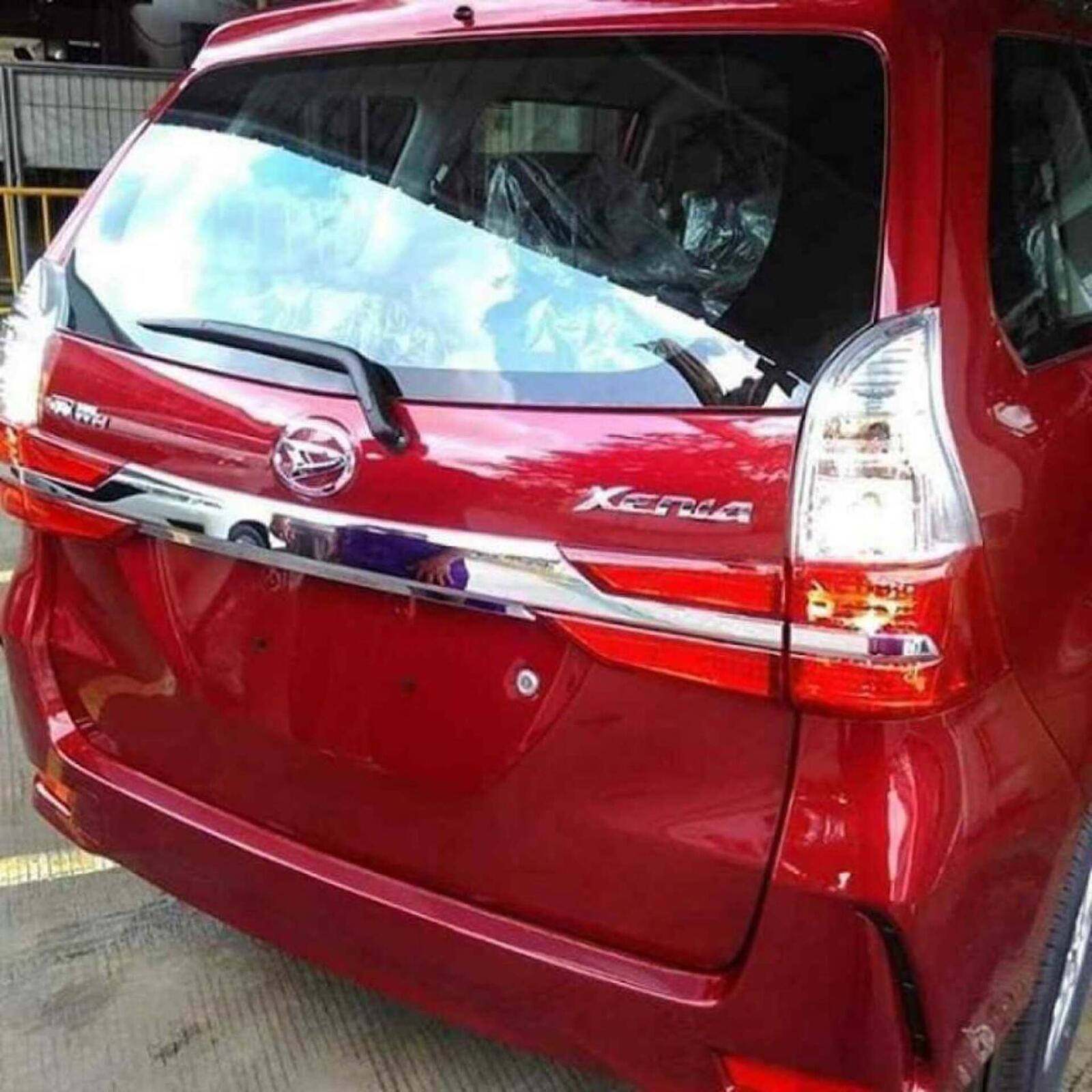Lộ diện Toyota Avanza 2019 phiên bản nâng cấp Facelift mới với thiết kế đẹp phiên bản cũ - Hình 13
