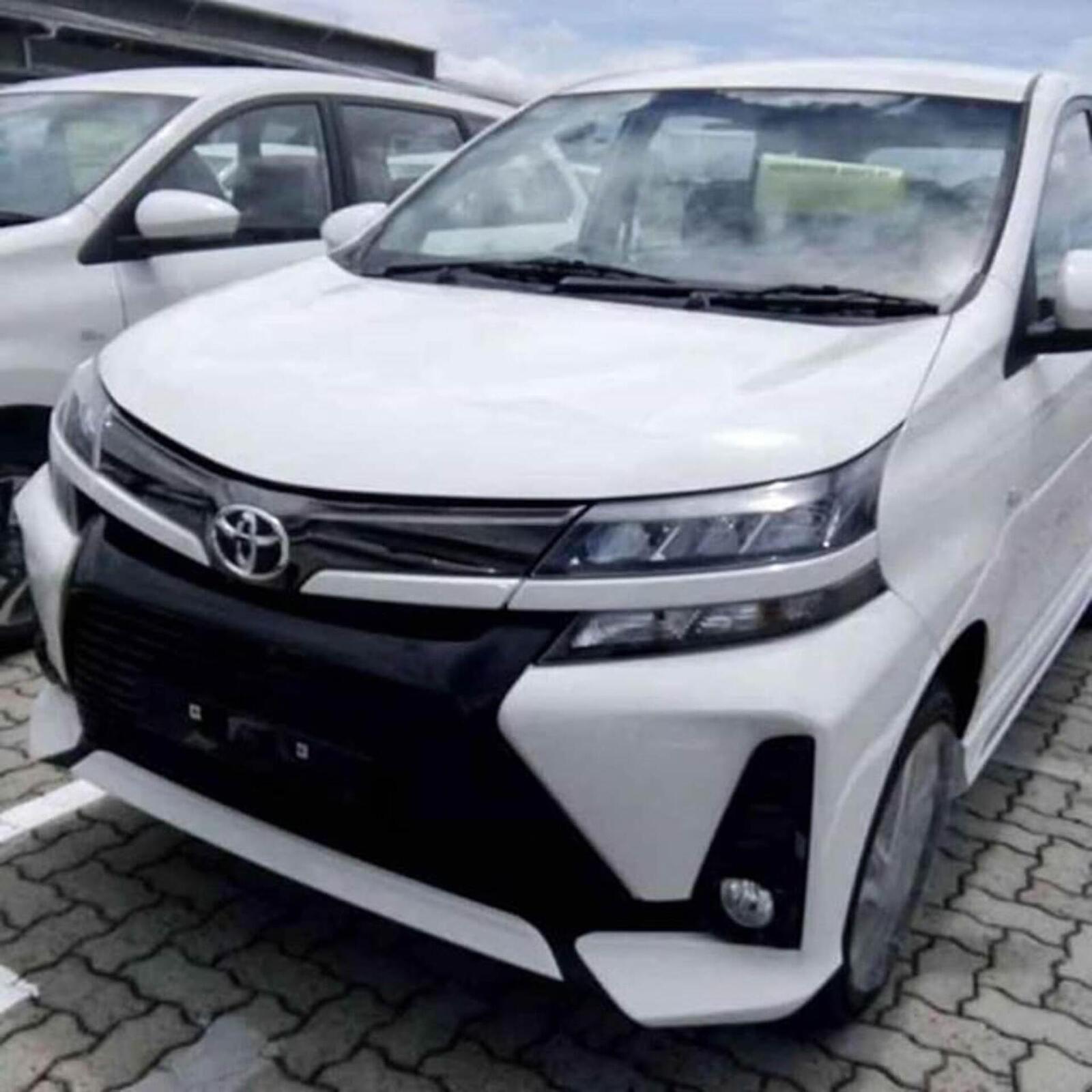 Lộ diện Toyota Avanza 2019 phiên bản nâng cấp Facelift mới với thiết kế đẹp phiên bản cũ - Hình 4