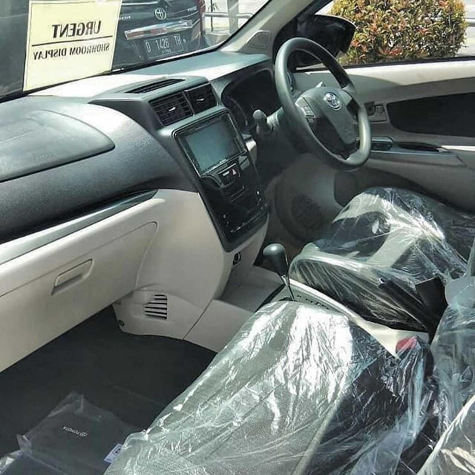 Lộ diện Toyota Avanza 2019 phiên bản nâng cấp Facelift mới với thiết kế đẹp phiên bản cũ - Hình 5