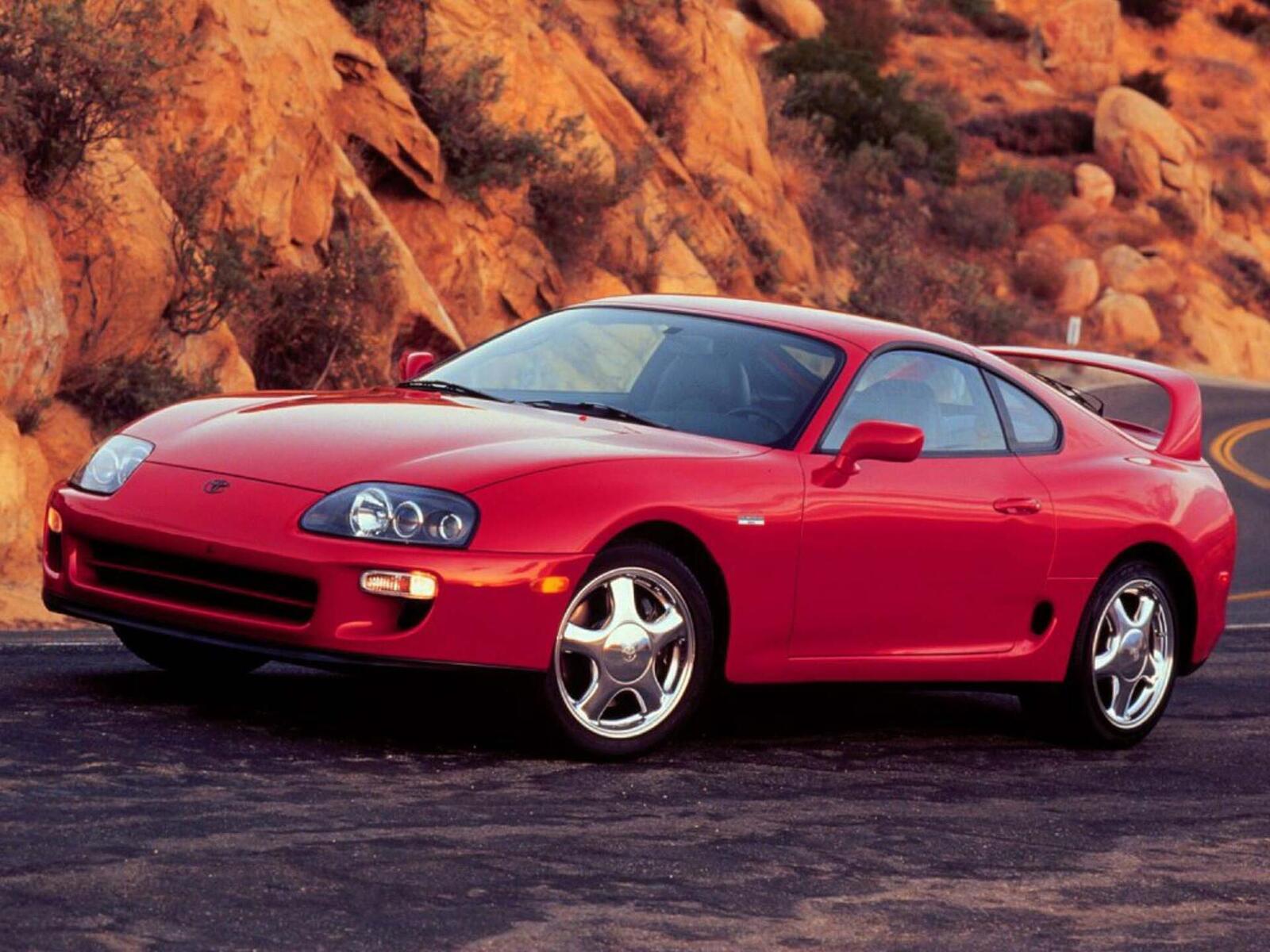 Lộ diện Ttiết kế  của Toyota Supra thế hệ mới - Hình 5