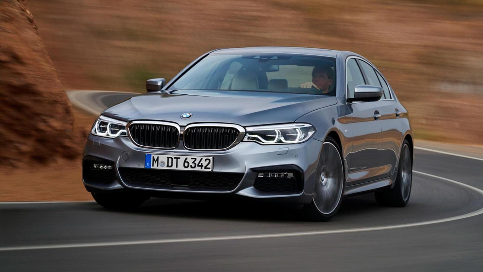Lộ giá bán của BMW 520i và 530i thế hệ mới tại Việt Nam; từ 2,389 đến 3,069 tỷ đồng - Hình 3