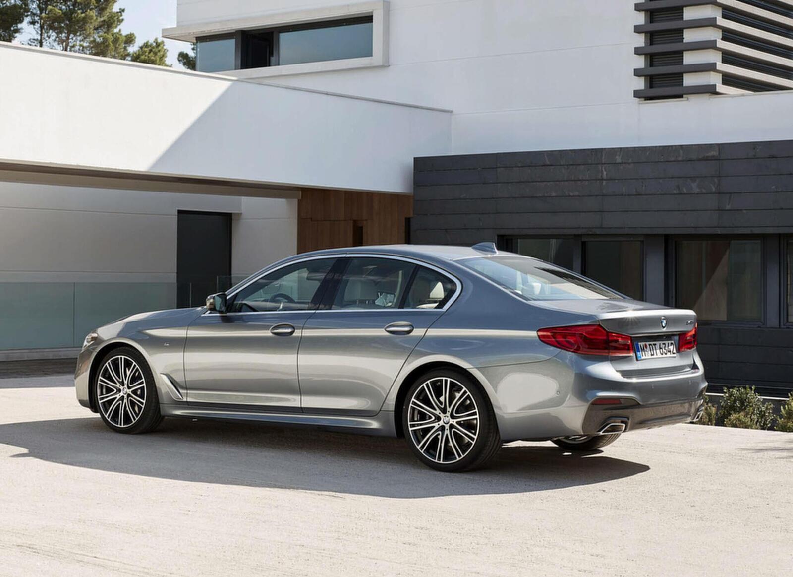 Lộ giá bán của BMW 520i và 530i thế hệ mới tại Việt Nam; từ 2,389 đến 3,069 tỷ đồng - Hình 8