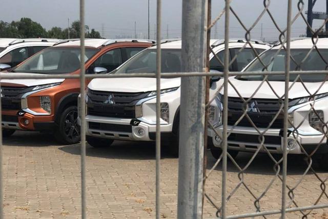 Lô hàng Mitsubishi Xpander Cross đầu tiên về Việt Nam: Giao xe tháng 5, giá dự kiến 670-680 triệu đồng - Ảnh 1.