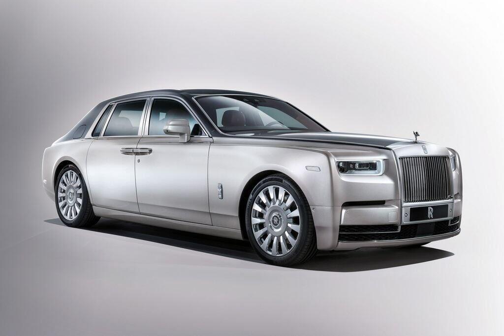 """Lộ hình ảnh """"bằng xương bằng thịt"""" của Rolls-Royce Phantom 2018 - Hình 2"""