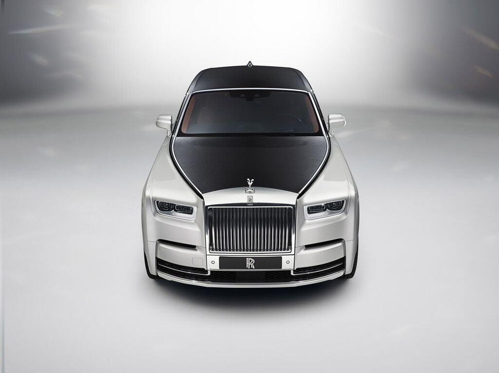 """Lộ hình ảnh """"bằng xương bằng thịt"""" của Rolls-Royce Phantom 2018 - Hình 3"""