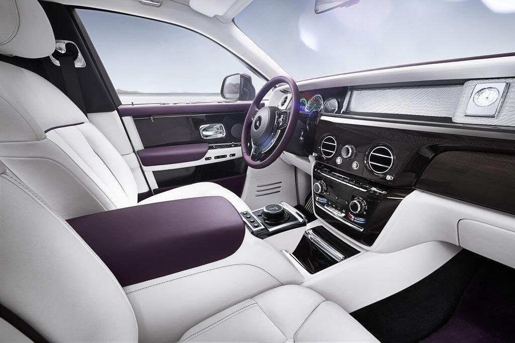 """Lộ hình ảnh """"bằng xương bằng thịt"""" của Rolls-Royce Phantom 2018 - Hình 4"""