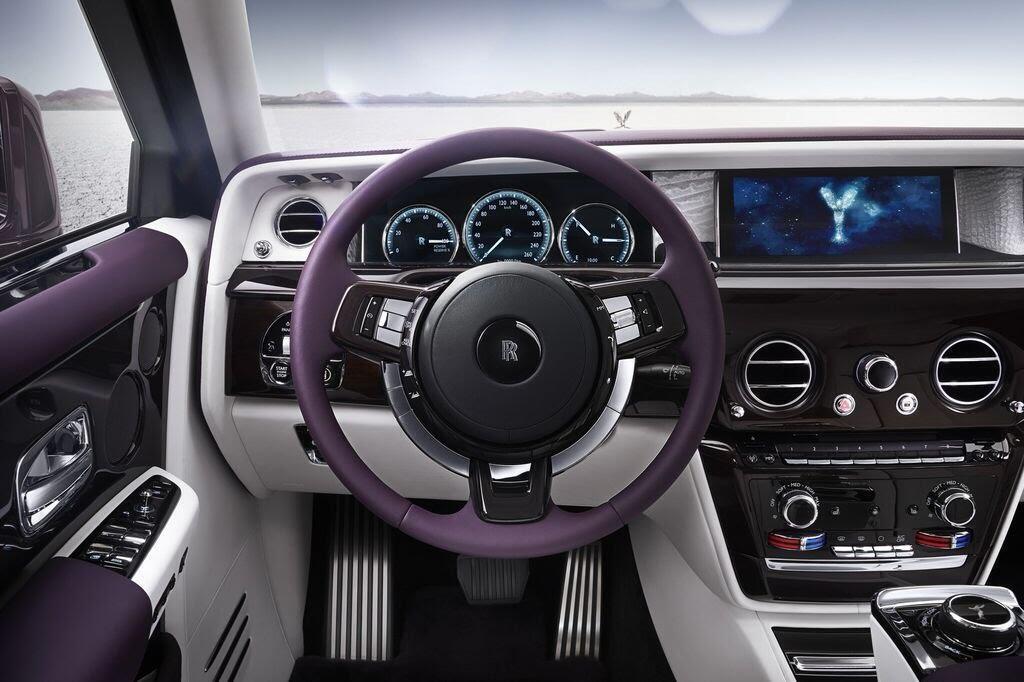 """Lộ hình ảnh """"bằng xương bằng thịt"""" của Rolls-Royce Phantom 2018 - Hình 5"""