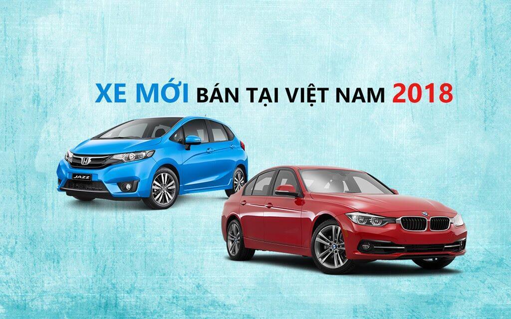 Loạt ôtô đáng chú ý bán tại Việt Nam năm 2018 - Hình 1