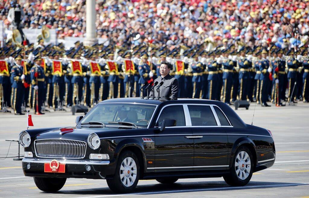 Loạt xe siêu sang của lãnh đạo các nền kinh tế APEC - Hình 2