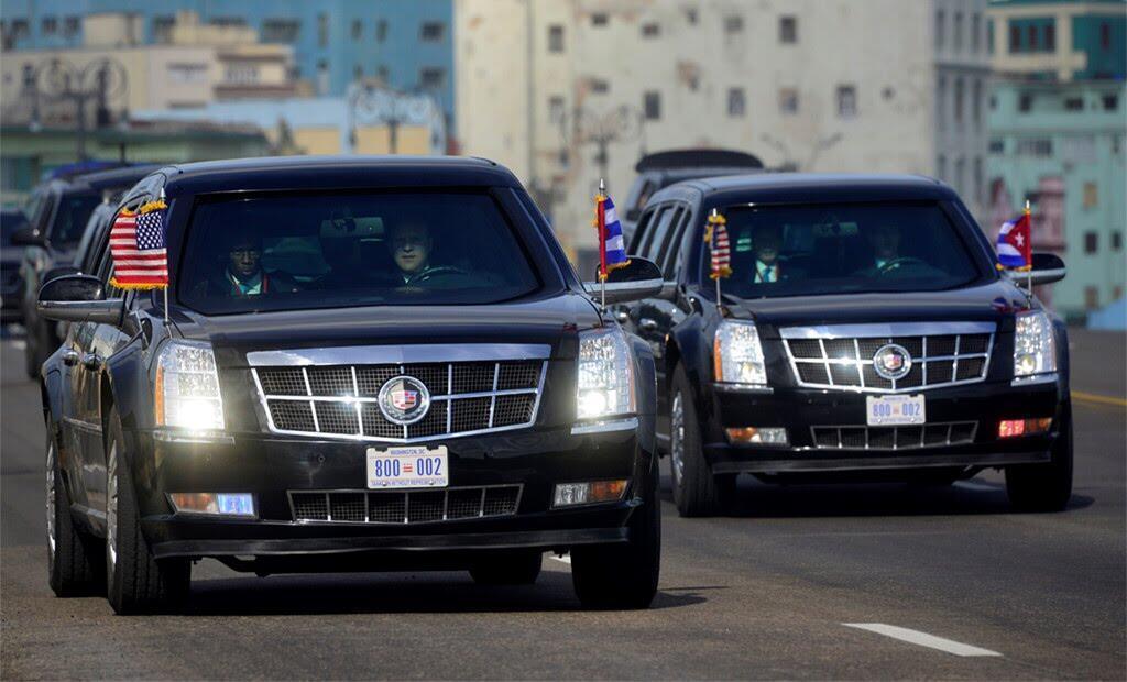 Loạt xe siêu sang của lãnh đạo các nền kinh tế APEC - Hình 3
