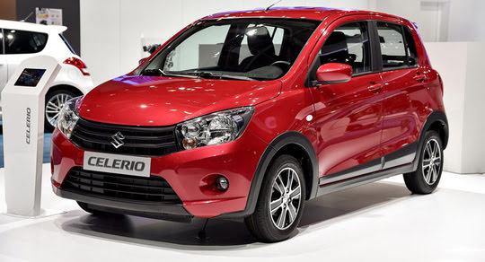 'Luồng gió mới' Celerio của Suzuki có làm nên chuyện? - Hình 1