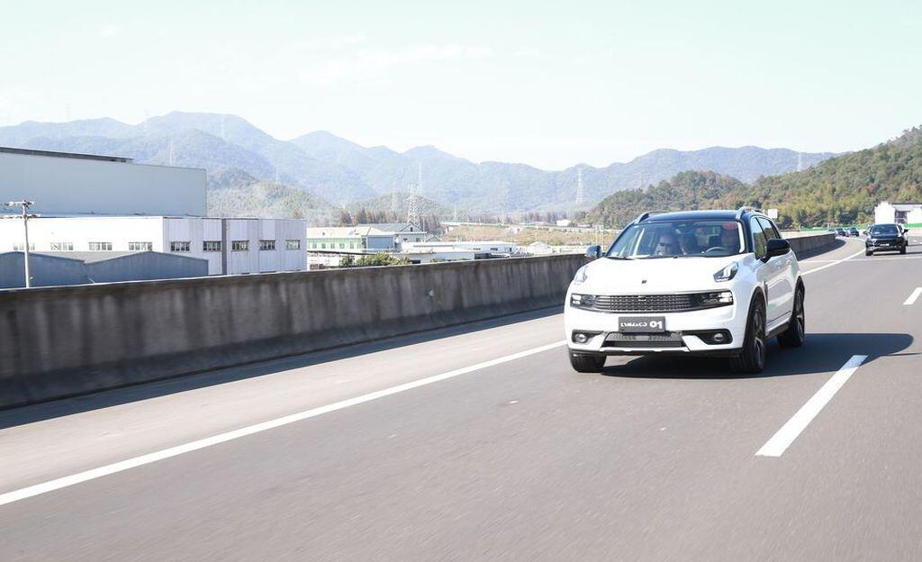 Lynk & Co 01 2020 – SUV Trung Quốc sử dụng nền tảng Volvo - Hình 1