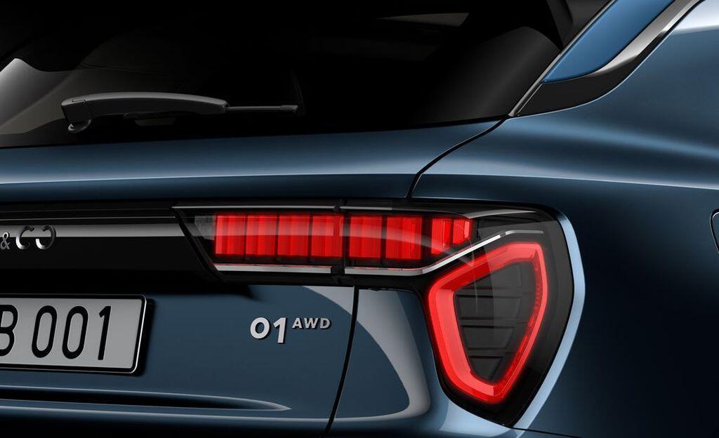Lynk & Co 01 2020 – SUV Trung Quốc sử dụng nền tảng Volvo - Hình 10