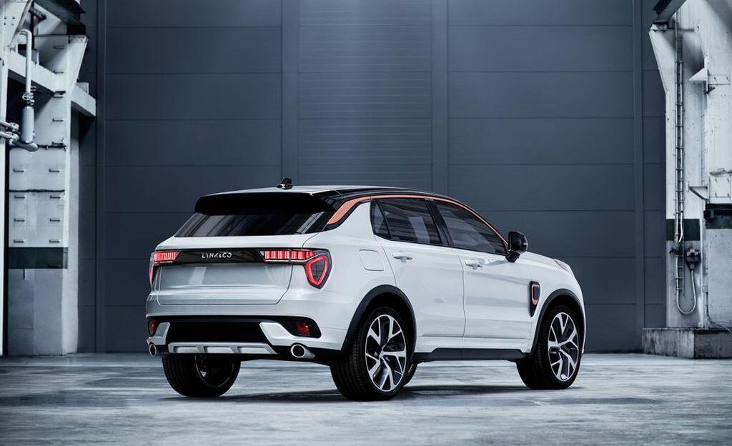 Lynk & Co 01 2020 – SUV Trung Quốc sử dụng nền tảng Volvo - Hình 12