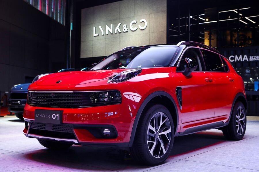 Lynk & Co 01 2020 – SUV Trung Quốc sử dụng nền tảng Volvo - Hình 13