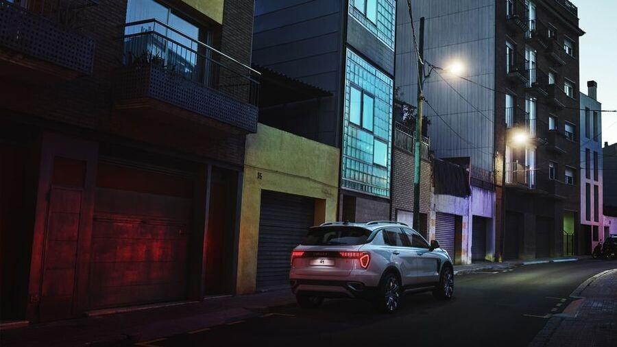 Lynk & Co 01 2020 – SUV Trung Quốc sử dụng nền tảng Volvo - Hình 15