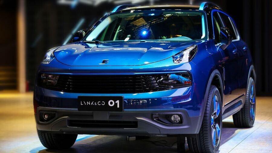 Lynk & Co 01 2020 – SUV Trung Quốc sử dụng nền tảng Volvo - Hình 16
