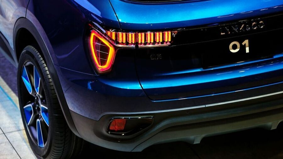Lynk & Co 01 2020 – SUV Trung Quốc sử dụng nền tảng Volvo - Hình 18