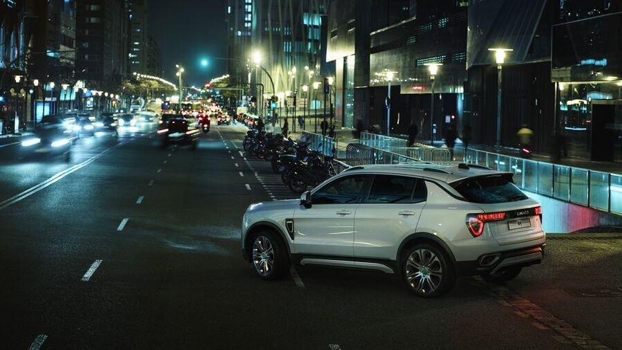 Lynk & Co 01 2020 – SUV Trung Quốc sử dụng nền tảng Volvo - Hình 21