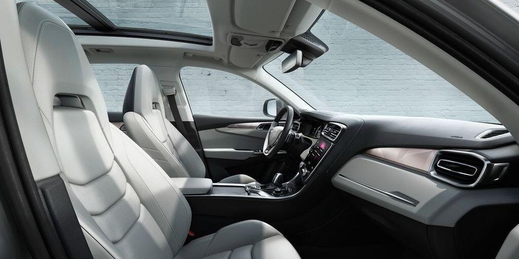 Lynk & Co 01 2020 – SUV Trung Quốc sử dụng nền tảng Volvo - Hình 3