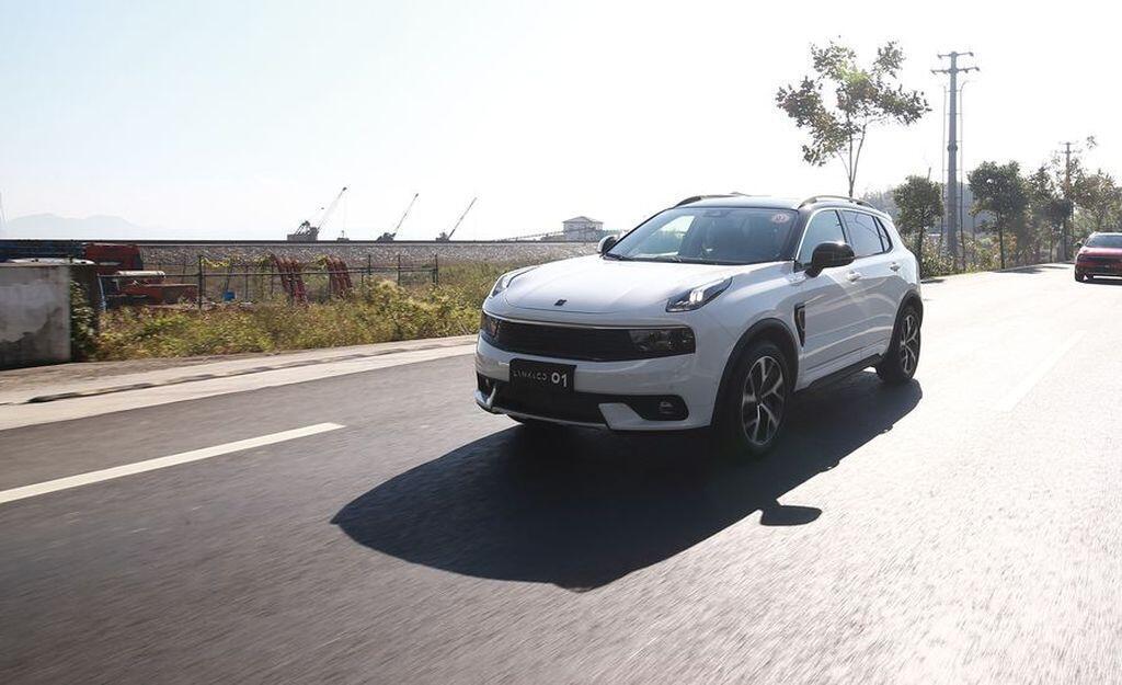 Lynk & Co 01 2020 – SUV Trung Quốc sử dụng nền tảng Volvo - Hình 6