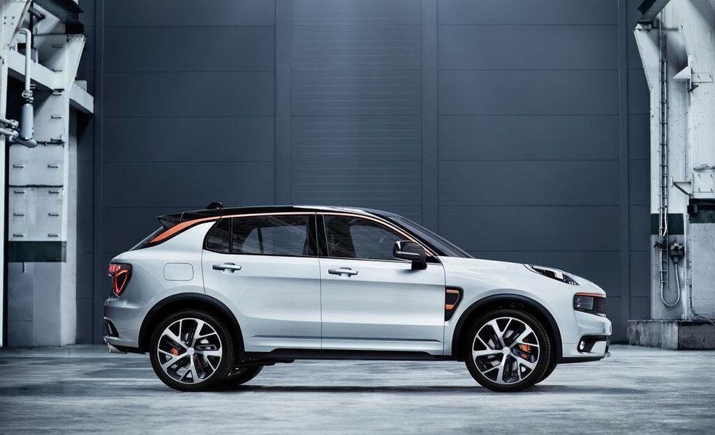 Lynk & Co 01 2020 – SUV Trung Quốc sử dụng nền tảng Volvo - Hình 7