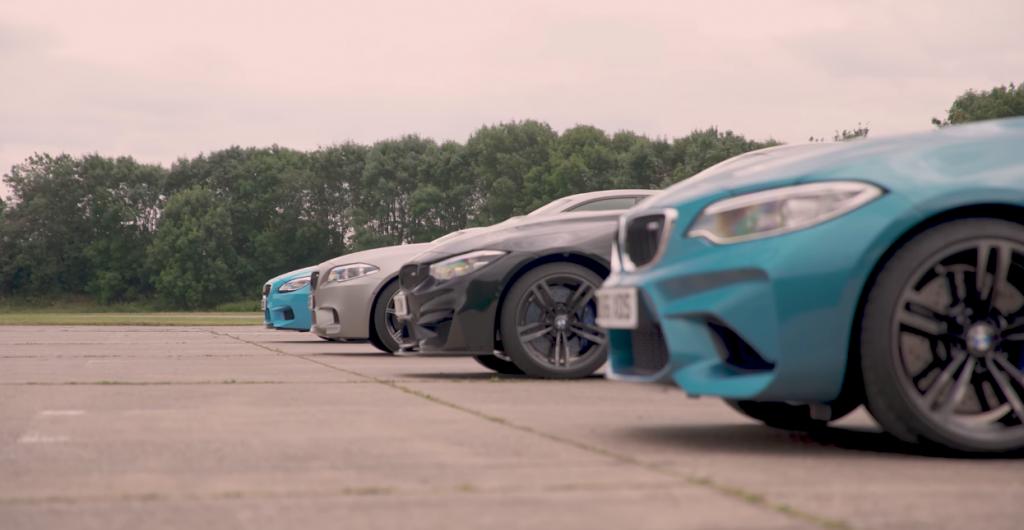 M2, M4, M5 và M6: Đâu sẽ là chiếc BMW M nhanh nhất? - Hình 2