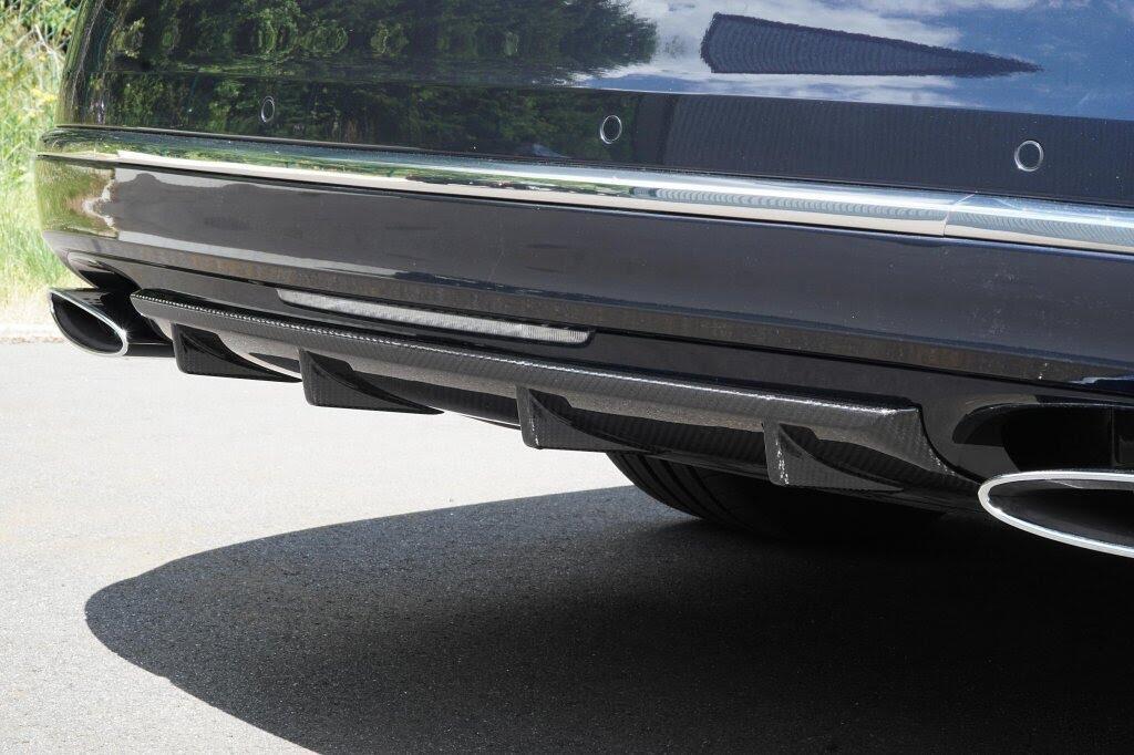 Mansory nâng cấp cho siêu sang Bentley Mulsanne - Hình 4